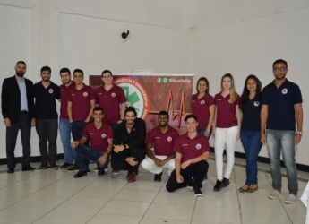 Aula inaugural marca início de atividades da LAUE - FADIP